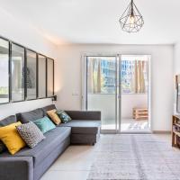 Port Marianne: Appartement type loft avec parking et terrasse - Class Appart