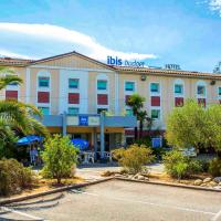 ibis budget Frejus Capitou A8, hotel in Fréjus
