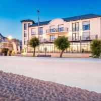 Les Flots - Hôtel et Restaurant face à l'océan - Châtelaillon-Plage, hôtel à Châtelaillon-Plage