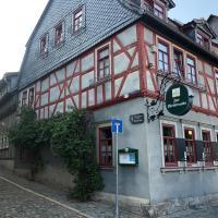 Gasthaus Zur Weintraube, отель в городе Бад-Лангензальца