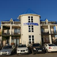 Bristol Hotel, hotel in Berdiansk