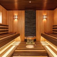 Guest Studio with Sauna