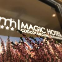 Magic Hotel, hotel in Atena Lucana