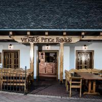 Vinatus Pince, hotel Villányon