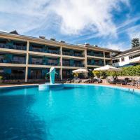 Dolphin Suites, отель в Кампале