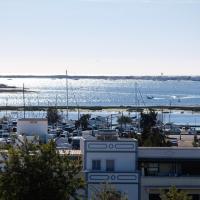 CANA 140m2, 1 à 3 chambres, terrasse vue mer