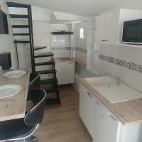 Duplex neuf et atypique