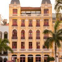 Selina Lapa Rio de Janeiro, hotel in Lapa, Rio de Janeiro