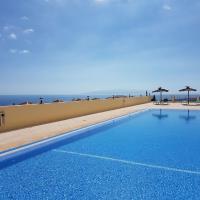 Casa Galicia with fantastic sea view, terrace, pool, Wifi-Internet, dishwasher