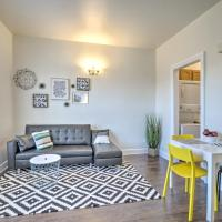 Bright 1 BR in the heart of Capitol Hill – APT C