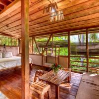 Omega Tours Eco-Jungle Lodge