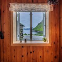 visitHOMES Elduvík, hotel in Elduvík