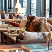 Crans Ambassador, отель в Кран-Монтана