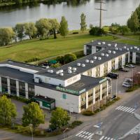 Hotel Sommelo, hotel in Kouvola