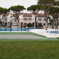 Apartamento en complejo cerca La Barrosa