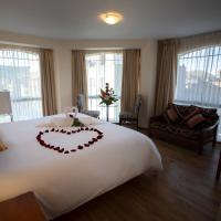 Sol Plaza Hotel, hotel in Puno