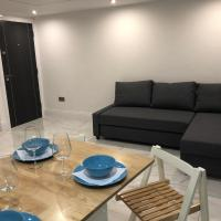 Bright flat in the heart of London