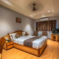 Hotel JMC Group, hotel in Rajkot