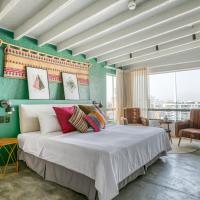 Selina Miraflores Lima, hôtel à Lima