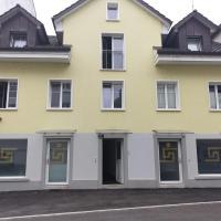 3 Doppelbett Business Apartment am Bodensee, hotel in Arbon