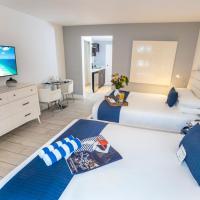 Waterside Hotel and Suites, отель в Майами-Бич