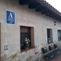 Albergue Turístico Las Eras, hotel en Barcial del Barco