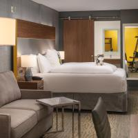 Staypineapple, Hotel Z, Gaslamp San Diego, hotel in Gaslamp Quarter, San Diego