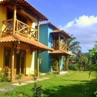 Recanto dos Dendês Chalés, hotel in Serra Grande