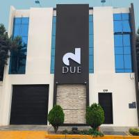 Due, hotel in Trujillo