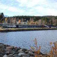 Pilgrimshotellet - South Lapland, hotel sa Gäddede