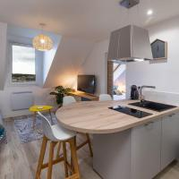 Superbe Appartement 4 pers + 1bb - 3km DisneyLand, hotel in Magny-le-Hongre