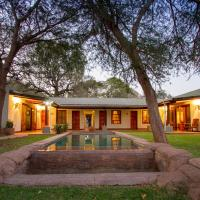 THORN TREE HOUSE AND TENTED CAMP