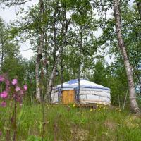 Aurora Yurt