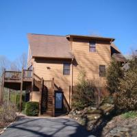 Immaculate Cedar Wood-Sided Cabin, hotel in Fancy Gap