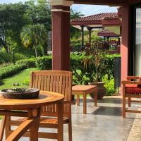 Golf Course View Luxury Condo at Reserva Conchal A12