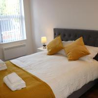Newgate Apartments, hotel di Stoke on Trent