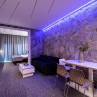 Apartment Luna Hrebienok C109, hotel v Starom Smokovci
