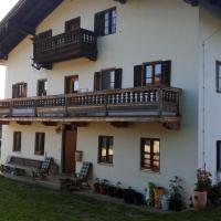 Wilhelm Martin, Hotel in Fischbachau