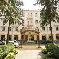 Отель Жемчужина Кавказа, отель в Железноводске