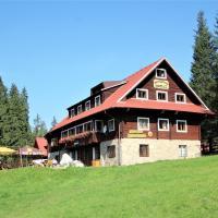 Chata Zverovka, hotel v Zuberci