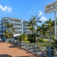 White Crest Luxury Apartments, hotel in Hervey Bay