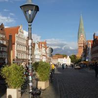 HOTEL alt lüneburger Kutscherstuben, hotel in Lüneburg