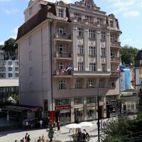 ASTORIA Hotel & Medical Spa, Art Deco WOLKER, отель в Карловых Варах