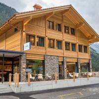 Gadmer Lodge, отель в городе Gadmen