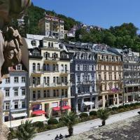 ASTORIA Hotel & Medical Spa, hotel en Karlovy Vary