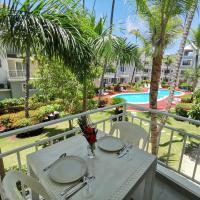 SOL CARIBE - PLAYA LOS CORALES - pool, beach, bbq, wifi, pet friendly
