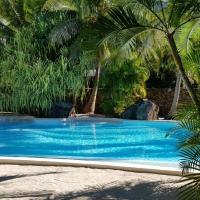 Villa Royal Palms Moorea and studio, hotel em Papetoai