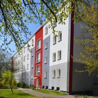 SKYBASIC Merseburg, hotel in Merseburg