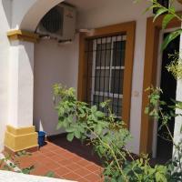 Coqueta casa en campo de Gibraltar, hotel en San Roque