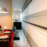 Apartamento com café da manhã no Centro - Conforto e preço baixo
